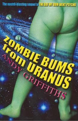 Zombie Bums from Uranus book