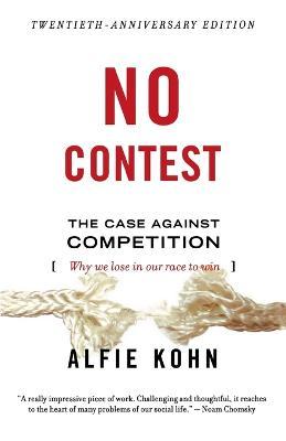 No Contest by Alfie Kohn