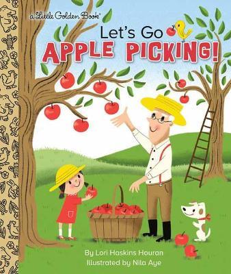 Let's Go Apple Picking! book