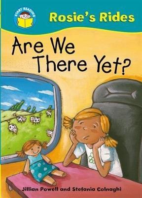 Start Reading: Rosie's Rides: Are We There Yet? book