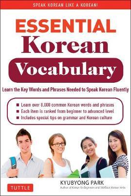 Essential Korean Vocabulary by Kyubyong Park