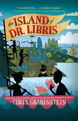 Island of Dr. Libris by Chris Grabenstein