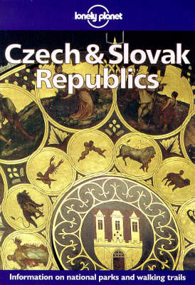 Czech and Slovak Republics by Richard Nebesky