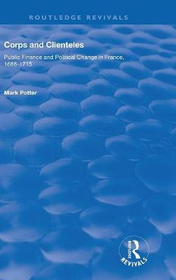 Corps and Clienteles by Mark Potter