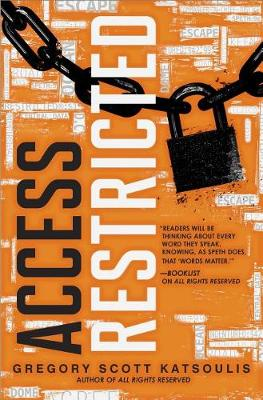 Access Restricted by Gregory Scott Katsoulis