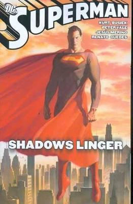 Superman Shadows Linger TP book