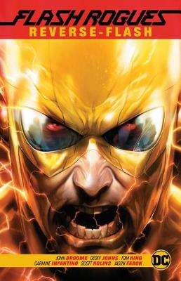 The Flash Rogues: Reverse Flash book
