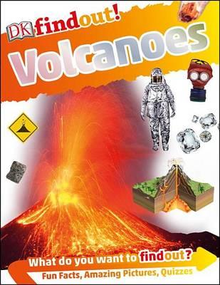 DK Findout! Volcanoes by DK