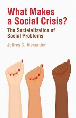 What Makes a Social Crisis?: The Societalization of Social Problems by Jeffrey C. Alexander