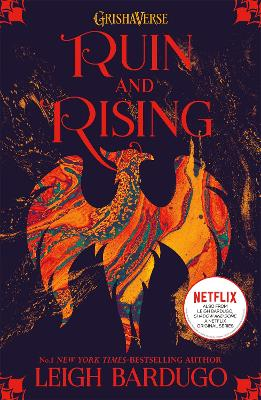 The Grisha: Ruin and Rising by Leigh Bardugo