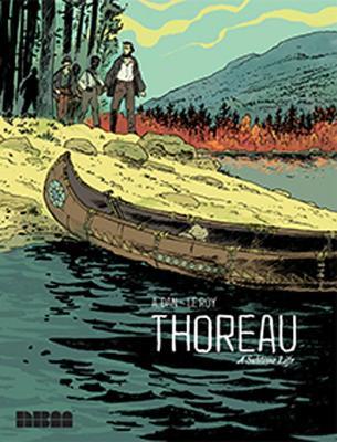 Thoreau by A. Dan