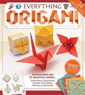 Everything Origami by Hinkler Books