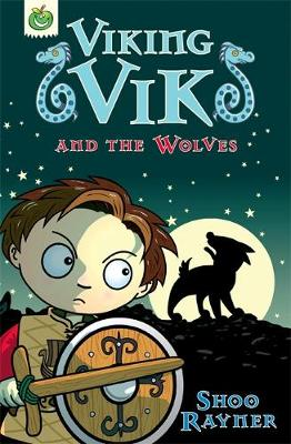Viking Vik and the Wolves book