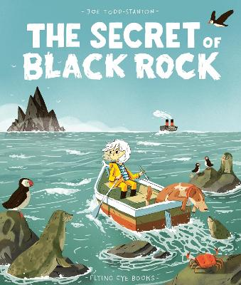 The Secret of Black Rock by Todd-Stanton Joe