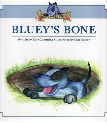 Bluey's Bone : Set of 4 by Kate Cumming