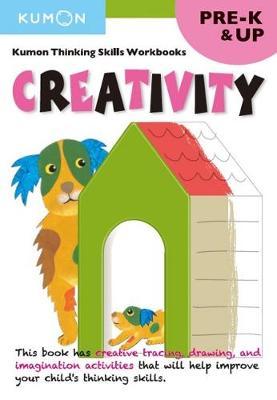 Thinking Skills Creativity Pre-K by Kumon Publishing