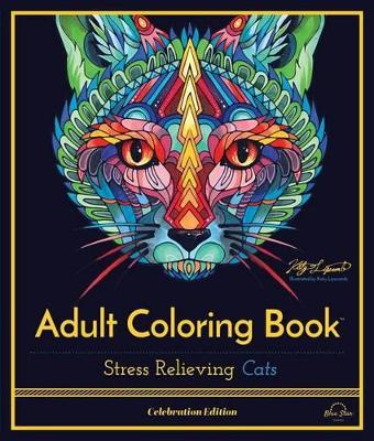 Stress Relieving Cats book