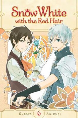 Snow White with the Red Hair, Vol. 6 book