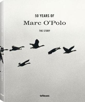 50 Years of Marc O'Polo: The Story book
