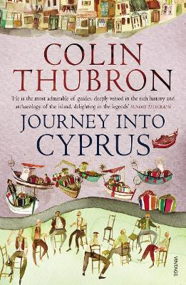 Journey Into Cyprus book