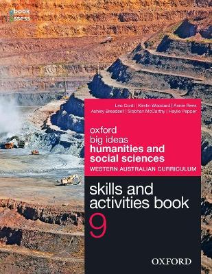 Big Ideas Humanities & Social Sciences 9 WA Curriculum Skills & Activities Book book