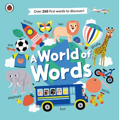A World of Words book