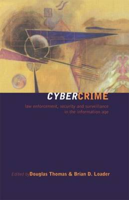 Cybercrime by Brian D. Loader