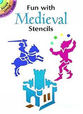 Fun with Medieval Stencils book