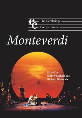 Cambridge Companion to Monteverdi book