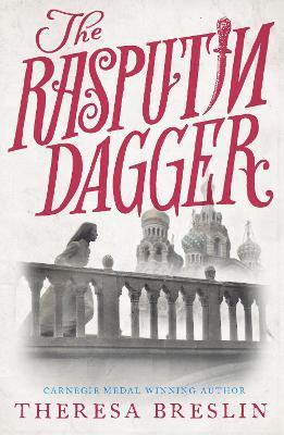 Rasputin Dagger book