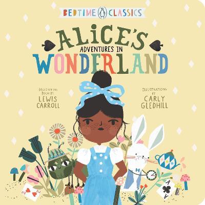 Lewis Carroll's Alice's Adventures in Wonderland book