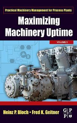 Maximizing Machinery Uptime book