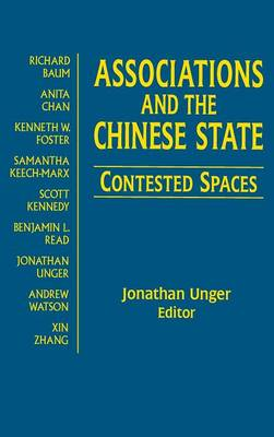 Associations and the Chinese State book