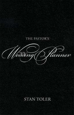 Pastor's Wedding Planner book