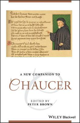 A New Companion to Chaucer by Peter Brown