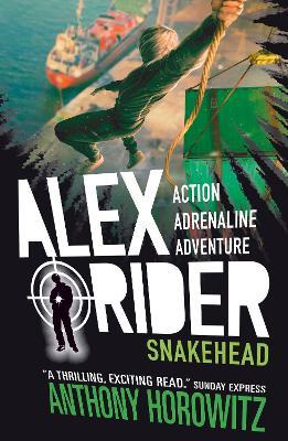 Snakehead book