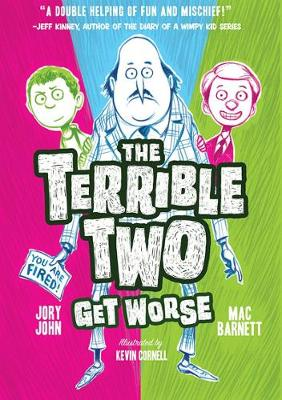 Terrible Two Get Worse (UK edition), The by Mac Barnett
