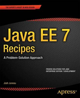 Java EE 7 Recipes by Josh Juneau