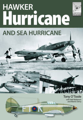 Hawker Hurricane and Sea Hurricane by Neil Robinson