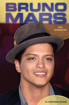 Bruno Mars by Stephanie Watson
