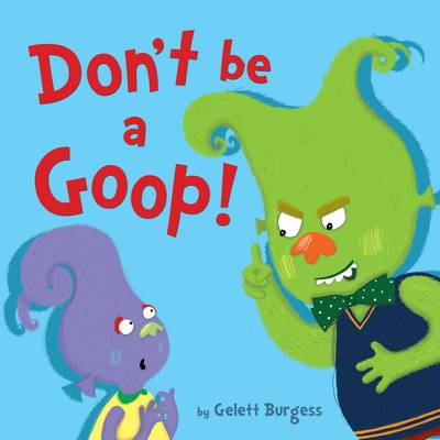 Don't be a Goop book