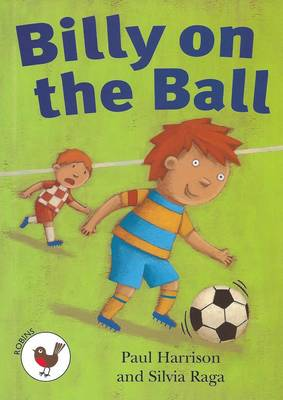 Level 1 Billy on the Ball book