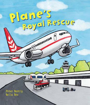Plane's Royal Rescue book