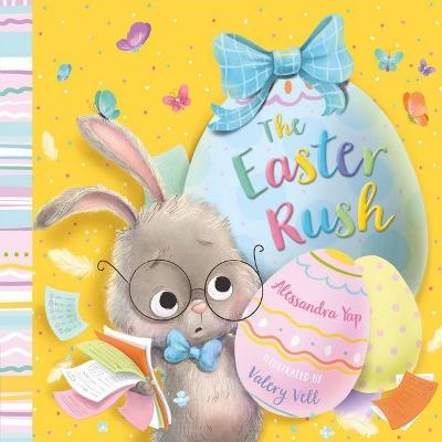 The Easter Rush by Alessandra Yap & Illust. by Valery Vell