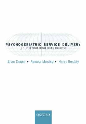 Psychogeriatric Service Delivery book