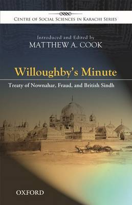 Willoughby's Minute by Matthew A. Cook