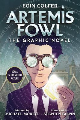 Artemis Fowl: The Graphic Novel (New) by Eoin Colfer