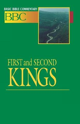 First and Second Kings book