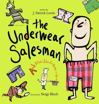 The Underwear Salesman by J Patrick Lewis