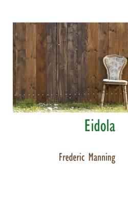 Eidola book